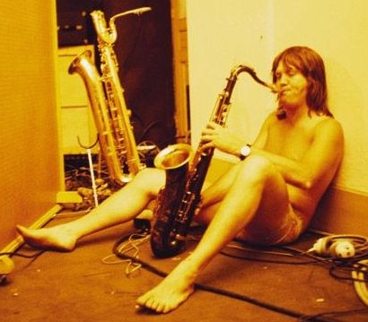 "Bobby Keys, who played the saxophone solo on ""Brown Sugar"" and other hits, died of cirrhosis in 2014."