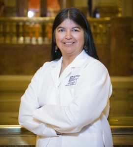Irene Aguilar, the only state senator who's a practicing MD, is a driving force behind ColoradoCare